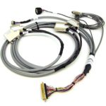 BW401AC00 - Bulkhead to Interface Cable, Analog
