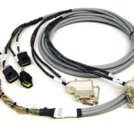 BW401DC00 - Bulkhead to Interface Cable, Digital